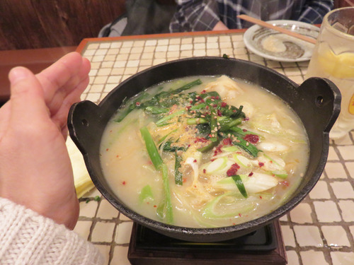 11炊き餃子630円