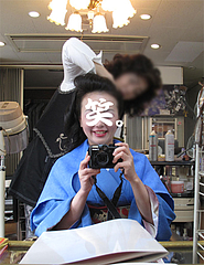 和装・アップ・日本髪@シキシマ美容院・福岡