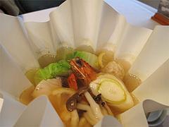 料理:旬の彩々鍋アジアン風味@中村孝明・ホテルマリターレ創世・久留米