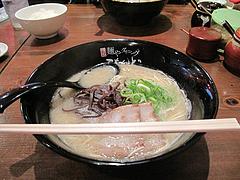 8ランチ:豚骨拉麺500円@ラーメン・麺やダイニング・こもんど