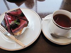 料理:紅茶セット@ストロベリーガーデン若久店