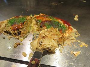 22肉玉そば790円+野菜大盛@たいちゃん
