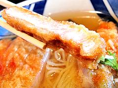 料理:パイコー麺の排骨@ちゃん(CHANG)・中華・野間
