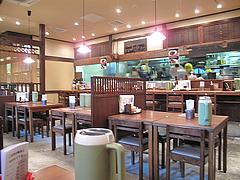 2店内:カウンター・テーブル@竹乃屋・電気ビル