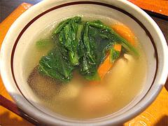 料理:紅白白玉雑煮の空撮@白玉屋新三郎・桜坂店・福岡