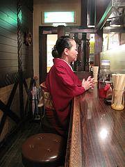 2店内:カウンター席@焼鳥パイレーツ・ジュジュ・天神今泉