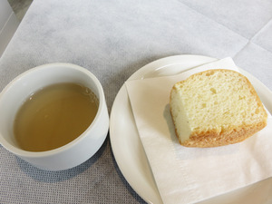 18スープとパン@オイスタールーム