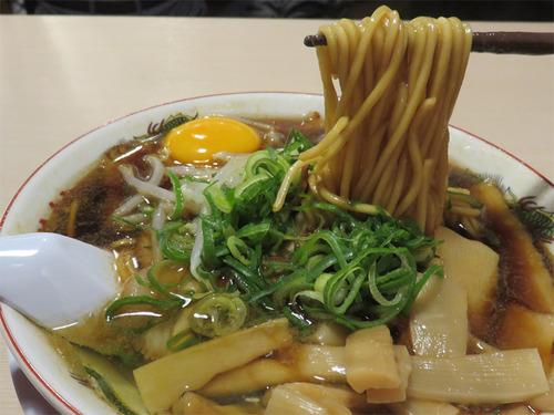 【福岡】黒ウマ!京都老舗の濃厚中華そば♪@新福菜館 キャナルシティ博多店