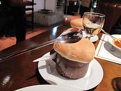 15ランチ:グリバーミ(きのこのつぼ焼き)食べ方@ロシア料理レストラン・ツンドラ・天神