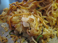 9ランチ:肉玉そばライスアップ@広島お好み焼き・ひらの・福岡店