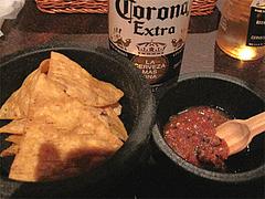 5トルティージャチップス@メキシコ料理・エルボラーチョ・大名