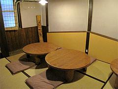 店内:博多商家の2階の座敷@博多一梅(ひとばい)