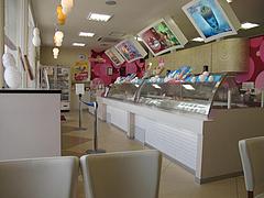 店内@31アイスクリーム・野間