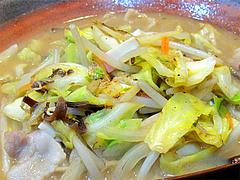 料理:ちゃんぽん野菜@ちゃんぽん・ならここ・春日