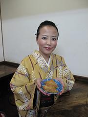 料理:いなり1個50円@みやけうどん・呉服町
