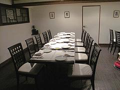 3店内:テーブル席@La Terra(ラ・テッラ)・イタリアン・七隈