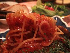 料理:あさりトマトソース食べる@ハカタネーゼ・エノテカ・リツ・清川