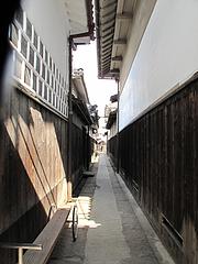 外観:通路@夢空間はしまや・カフェ・倉敷
