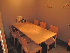 12店内:1階の半個室@照・TERRA(てら)・渡辺通店