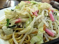 ランチ:焼ちゃんぽん野菜280g@ちゃんぽん座・十鉄・西新商店街