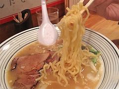 料理:魚介中華そば麺@めん屋とんでもねえ・春吉