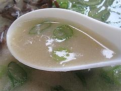 料理:ラーメンスープ@名代ラーメン亭