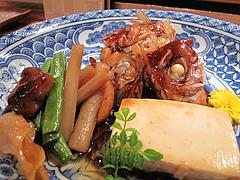 10食事:鯛荒炊き@食事処きむら(木村)・中洲・和食