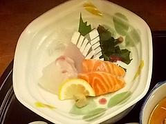 11ランチ:お造り@和食・四季菜・益々・小郡