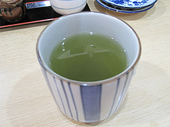 料理:お茶@ランチ・鮨あつ賀