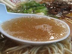 8ランチ:ラーメンスープ@ラアメン博多幕府・ラーメン