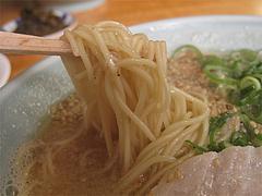 6ランチ:ラーメン麺カタ@福一ラーメン・向新町