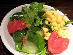 料理:サラダ(ブッフェ)@HAKATA・ONO(ハカタオノ)・天神IMS