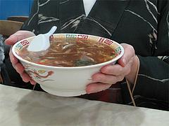 10ランチ:酸辣湯麺・サンラータンメン・スーラータンメン550円@中国料理・徳福・博多区役所