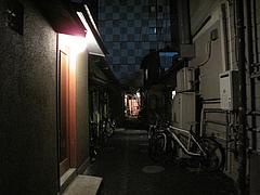 外観:通り@酒陶・築地・平尾