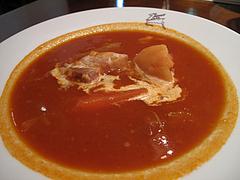 11ランチ:ボルシチ@ロシア料理レストラン・ツンドラ・天神