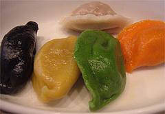5島餃子@ペンギン食堂