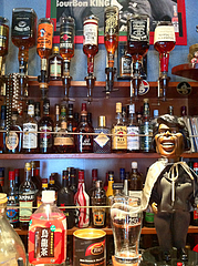 店内:バーです@JB'S BAR(ジェービーズバー)・渡辺通