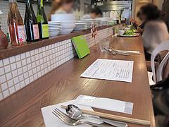 2店内:カウンター@食堂シェモア・フレンチ・イタリアン・洋食
