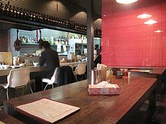 4店内:テーブル席@チャイナダイニング劉(りゅう)・中華・薬院