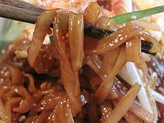 料理:パッタイ(タイ式焼きそば)の麺@タイ屋台料理&ヌードル・オシャ