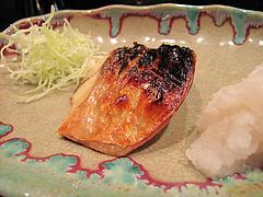 14昭和レトロな日本酒バー:塩さば@居酒屋・酒菜の店みき・大橋