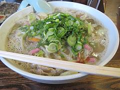 料理:チャンポン680円@らーめんず倶楽部元気・花畑