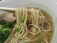 ランチ:ラーメン麺@LA-麺HOUSE将丸・親富孝通り・天神