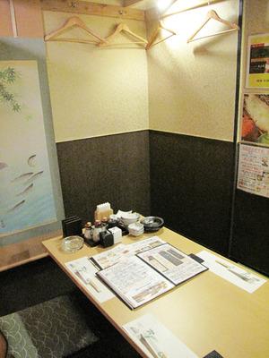 5個室3名@ふぐ英二楼