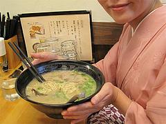 料理:ラーメン丼@麺工房はいど・博多区・吉塚