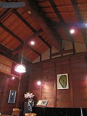 店内:米蔵でした。@夢空間はしまや・カフェ・倉敷