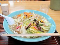 料理:和風ちゃんぽん688円@うちだ屋・清川