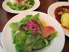 料理:サラダ@ロイヤルホスト勝山公園店