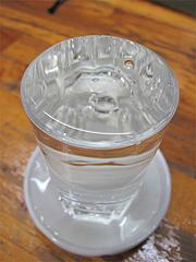 11料理:日本酒・磯乃澤・一番流・コップ酒@鉄板焼・お好み焼き・居酒屋・好味(このみ)