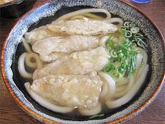 料理:ごぼう天うどん330円!@うどん小麦冶・春日岡本店